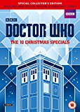 Doctor Who: The 10 Christmas Specials [DVD]