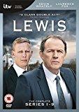 Lewis Complete Series 1-9 [DVD] [2015]