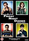 Friday Night Dinner: Series 1-3 [DVD]
