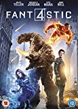 Fantastic Four  [2015] DVD