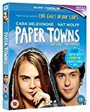 Paper Towns [Blu-ray + UV Copy] [2015]