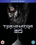 Terminator Genisys (Blu-ray 3D + Blu-ray) [2015]