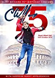 Cliff Richard's 75th Birthday Concert Performed at The Royal Albert Hall DVD