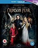 Crimson Peak [Blu-ray + UV Copy] [2015]