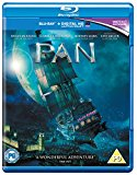 Pan [Blu-ray] [2015] [Region Free]