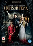 Crimson Peak  [2015] DVD