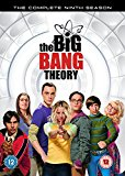 The Big Bang Theory - Season 9 DVD