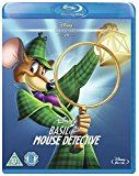 Basil the Great Mouse Detective [Blu-ray] [Region Free]
