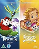 Rescuers & Rescuers Down Under [Blu-ray] [Region Free]