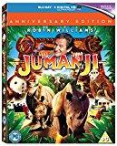 Jumanji [Blu-ray] [1996]