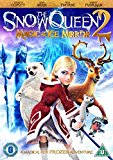 The Snow Queen: Magic of The Ice Mirror [DVD]