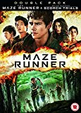 The Maze Runner/Maze Runner: The Scorch Trials [DVD]