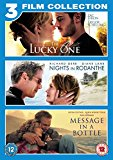 Nicholas Sparks - 3 Film Collection [DVD] [2015]