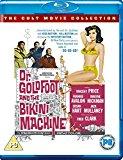 Dr Goldfoot and the Bikini Machine [Blu-ray]