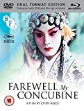 Farewell My Concubine (Dual Format Edition) [DVD]