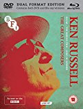 The Ken Russell Collection: The Great Composers (Dual Format Edition) [DVD]