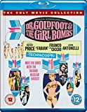Dr Goldfoot and the Girl Bombs [Blu-ray]