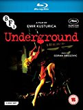 Underground (Limited Edition Blu-ray) [DVD]