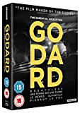 Godard: The Essential Collection [Blu-ray] Blu Ray