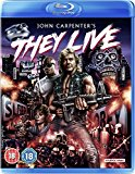 They Live [Blu-ray]