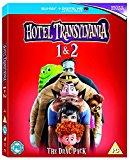Hotel Transylvania 1-2 [Blu-ray] [Region Free]
