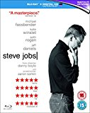 Steve Jobs [Blu-ray] [2015] [Region Free]