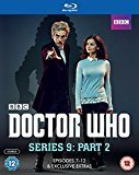 Doctor Who: Series 9 - Part 2 [Blu-ray]