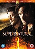 Supernatural: The Complete Tenth Season [DVD]