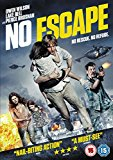 No Escape [DVD] [2015]