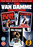 The Van Damme Cult Collection DVD