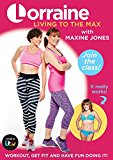 Lorraine Kelly: Living To The Max [DVD]
