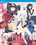 World Conquest Zvezda Plot: Complete Series Collection [Blu-ray]
