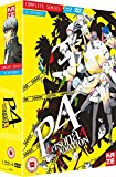 Persona 4 The Animation - Complete Season Box Set (Episodes 1-25) - Blu-ray/DVD Combo Pack