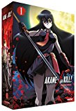 Akame Ga Kill - Collection 1 (Episodes 1-12) Deluxe Collector's Edition Blu-ray
