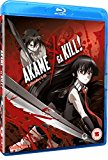 Akame Ga Kill Collection 1 (Episodes 1-12) Blu-ray [DVD]