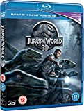 Jurassic World (Blu-ray 3D + Blu-ray) [2015]
