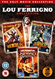 The Lou Ferrigno Cult Collection [DVD]