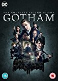 Gotham: The Complete Second Season DVD