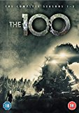 The 100: Seasons 1-3 [DVD]