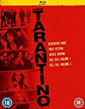 Quentin Tarantino Collection [Blu-ray]