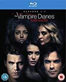 The Vampire Diaries: Seasons 1-7 [Blu-ray]