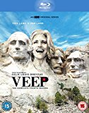 Veep: The Complete Fourth Season [Blu-ray]