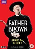 Father Brown Complete Series 1-4 [DVD]