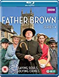 Father Brown Series 4 [Blu-ray]