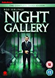 Night Gallery - Season 3 [DVD]