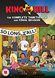 King Of The Hill - Season 13 DVD