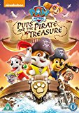 Paw Patrol: Pups And The Pirate Treasure [DVD]