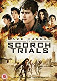 Maze Runner: The Scorch Trials [DVD] [2015]