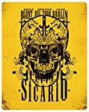 Sicario (Limited Edition Steelbook) [Blu-ray] [Region Free]