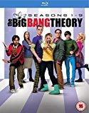 The Big Bang Theory: Seasons 1-9 [Blu-ray]